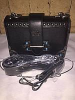 Женская черная сумка Prada