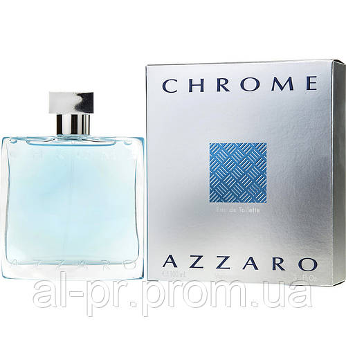 Парфюмированная вода Azzaro Chrome