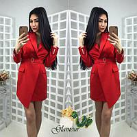 Платье - пиджак женское БОЙ74, фото 1