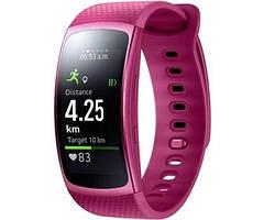 Спортивные часы Samsung Gear Fit 2 (L) SM-R3600 Pink