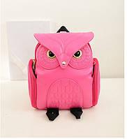 Женский городской рюкзак OWL Pink