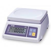 Весы для простого взвешивания CAS SW 2