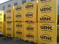 Газобетон, Газоблок, Газобетонные блоки ЮДК (UDK) 600*300*200 D500