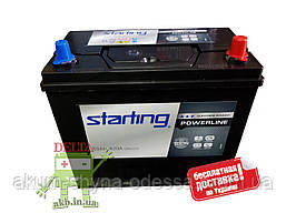 Аккумулятор Starting 50Ah 420A Asia R+