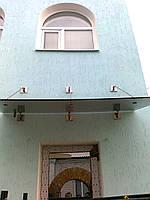 Козырек над дверью