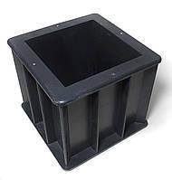 Форма куба 1ФК-100 пластиковая