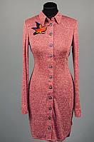 """Уютное женское платье ткань """"Ангора"""" 42, 44, 46, 48 размер норма"""