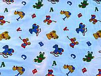 Ткань постельная Фланель 2.2 м - 100% хлопок - №5
