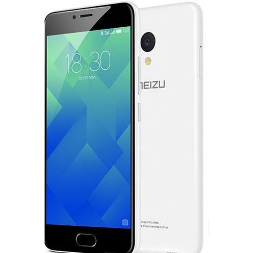 Смартфон Meizu M5 3/32Gb White, 2sim, 3070mAh, экран 5.2''IPS, 13/8Мп, GPS, 4G, 8 ядер, Android 7.0