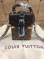Женская сумка клатч Loius Vuitton в стиле