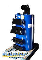Дровяной котел Идмар СИС (Idmar CIC) 25 кВт (до 24 часов)