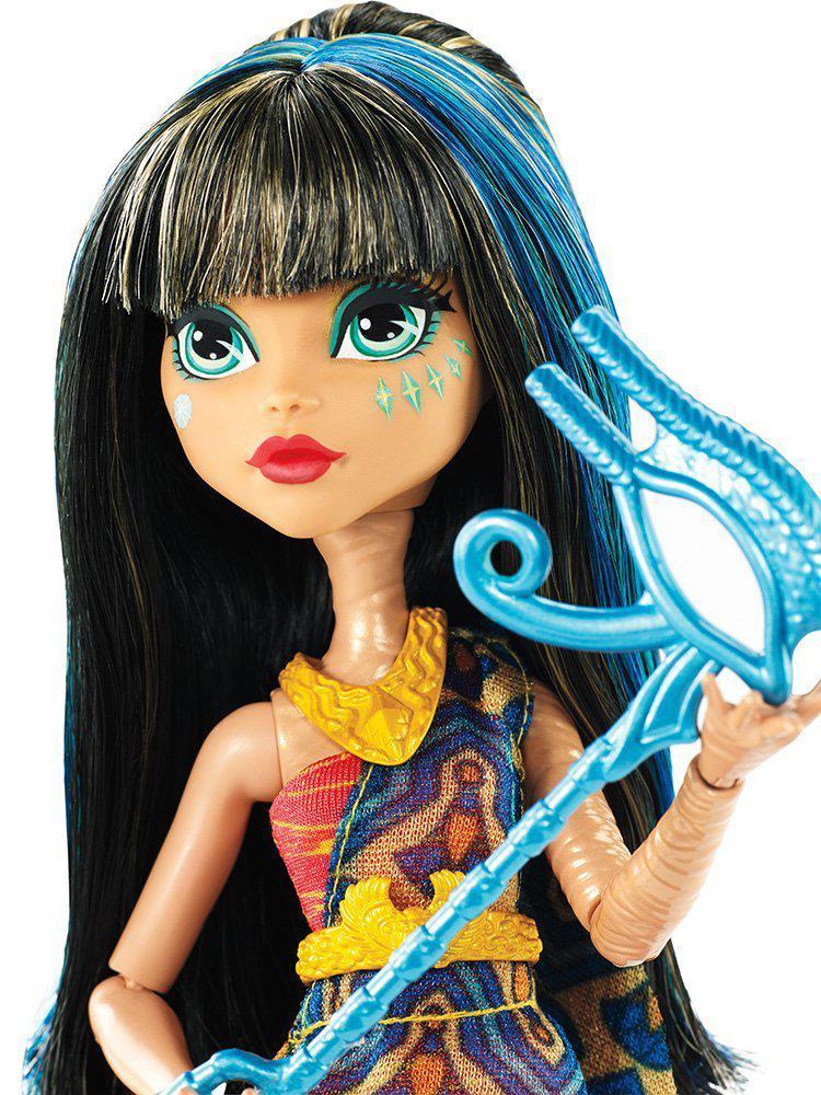 Monster High Dance The Fright Away Cleo De Nile Кукла Монстр Хай Клео Де Нил Танец без страха