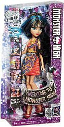 Клео Де Нил Танец без страха Кукла Монстр Хай Monster High Dance The Fright Away Cleo De Nile