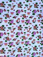 Ткань пеленочная Фланель 1.8 м - 100% хлопок - №13