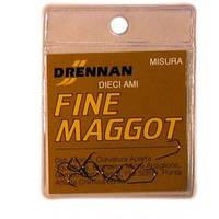 Крючок Drennan FINE Maggot 16 Bronze 10шт
