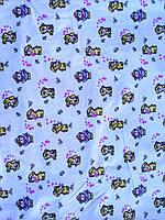 Ткань пеленочная Фланель 1.8 м - 100% хлопок - №16