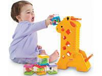 Развивающие игрушки для детей: в чем их польза