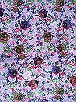 Ткань пеленочная Фланель 1.8 м - 100% хлопок - №18