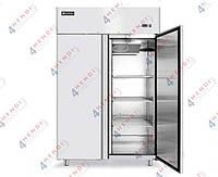 Холодильный шкаф с двумя дверями, 390Вт, 1300л, -2/+8°C, 1314x845x2100(H) мм