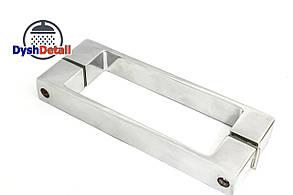 Ручка для дверей душевой кабины на два отверстия ( H-634 ) Металл , фото 2