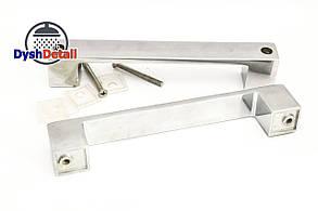 Ручка для дверей душевой кабины на два отверстия ( H-634 ) Металл , фото 3