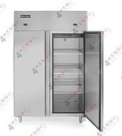 Холодильно-морозильный шкаф Profi Line -  с двумя дверями, 700W,  410+410 л, -2/+8°C; -17/-22°C, 1200x745x(H)1950 мм