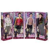 Кукла 8862 Кен ,4 вида