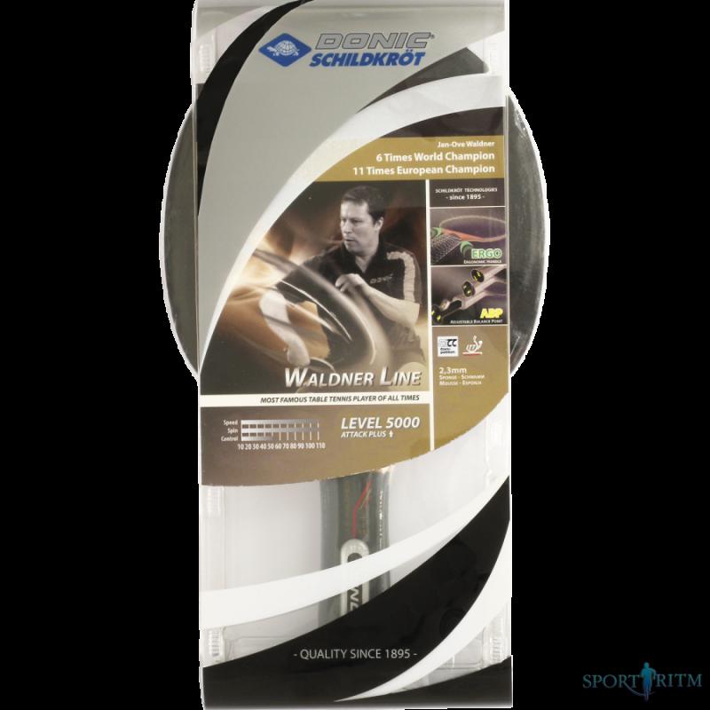 Ракетка для настольного тенниса Donic Waldner 5000 - Интернет-магазин