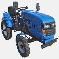 Трактор DW 160LX (16 л.с., колеса 5,00-12/6,5-16,  с гидравликой )
