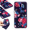 Чехол накладка для Huawei Mate 10 Lite | nova 2i силиконовый, Розы