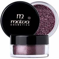 Пигмент рассыпчатый Dramatic chrome Malva от 2шт.