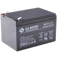B.B. Battery BP 12-12/T2, Черный