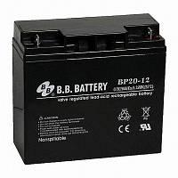 B.B. Battery BP 20-12/B1, Черный