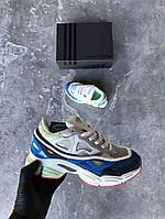 "Кроссовки Adidas Raf Simons Ozweego 2 ""Chalk White"". Топ качество. Живое фото (Реплика ААА+)"