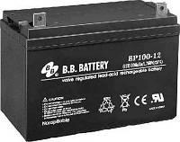 B.B. Battery BP 100-12, Черный