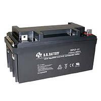 B.B. Battery BP 65-12/B2, Черный
