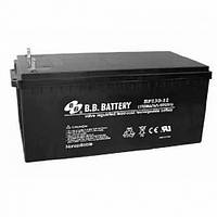 B.B. Battery BP 230-12/B9, Черный