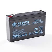 B.B. Battery HR 9-6/T2, Черный, фото 1
