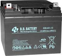 B.B. Battery HR 40-12S/B2, Черный