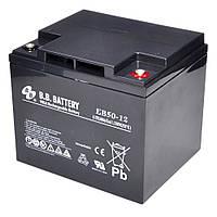 B.B. Battery EB 50-12, Черный, фото 1