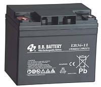 B.B. Battery EB 63-12, Черный