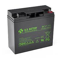 B.B. Battery BС 17-12, Черный