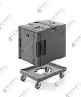 Тележка для кейтерингового термоконтейнера 2 x GN 1/1 200