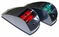 Прожектора и навигационные огни