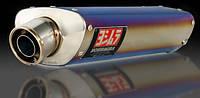 Глушитель Yoshimura EEC (Slip-On) Honda CBR600RR 09-10' GP-Force титан сининй