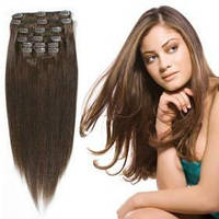 Уход за накладными волосами на клипсах