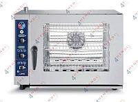 Пароконвектомат Combi Hendi By Lainox Top Line 5x GN 1/1 с системой автоматической мойки – электронный