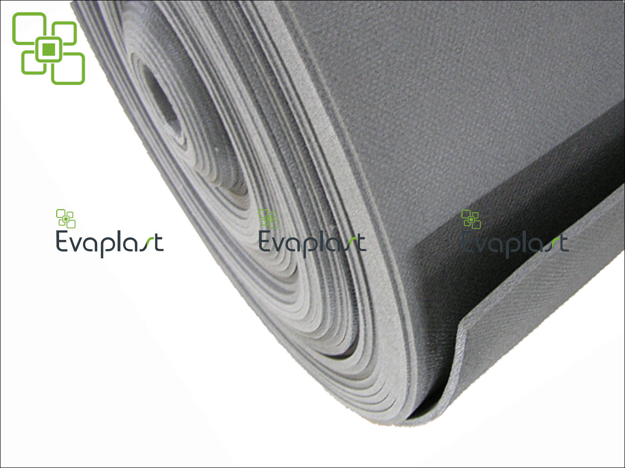 Подложка под ламинат ОПТИМА 3 мм Evaplast пенополиэтилен, фото 1