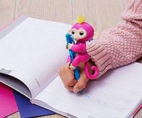 Интерактивная игрушка обезьянка на палец от WowWee