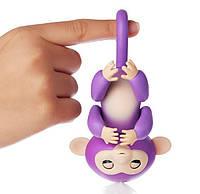 Прилипунцель интерактивная обезьянка на палец от WowWee